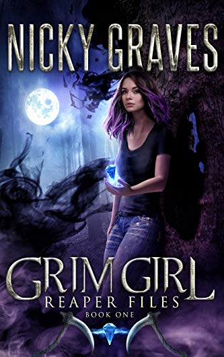 Grim Girl: A Grim Reaper novel (Reaper Files Book 1) (English Edition)