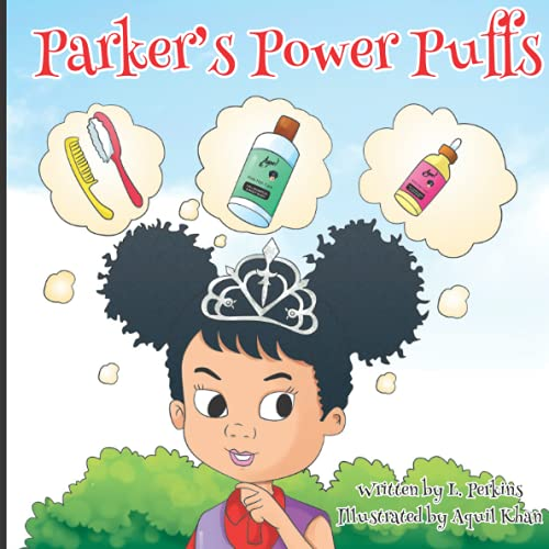 Parker's Power Puffs: With Ayne'l