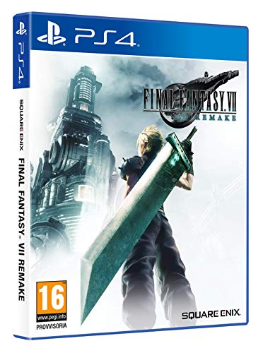 Final Fantasy VII Remake - Sephiroth Dynamic Theme [Esclusiva Amazon.It] - Day-One Limited - PlayStation 4