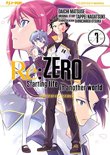 Re: zero. Starting life in another world. Truth of zero (Vol. 7)